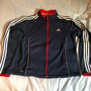 Vintage Adidas Zip-Up Jacket
